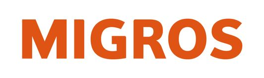 Das Bild zeigt das Logo von Migros