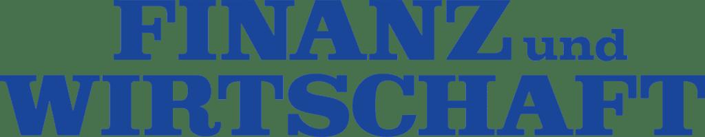 Das Bild zeigt das Finanz und Wirtschaft Logo
