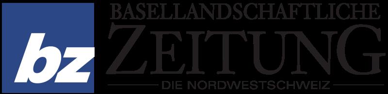 Bild zeigt das Basellandschaftliche Zeitungs Logo
