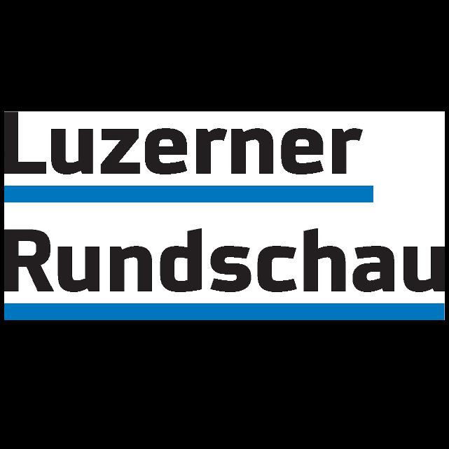 Bild zeigt das Logo der Luzerner Rundschau