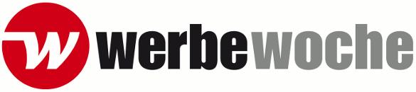 Bild zeigt das Werbewoche Logo