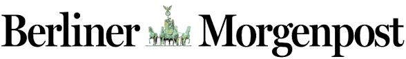 Das Bild zeigt das Logo der Berliner Morgenpost